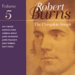 The Complete Songs of Robert Burns Volume 5 (Linn CKD 085)