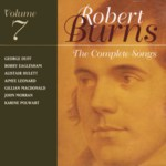 The Complete Songs of Robert Burns Volume 7 (Linn CKD 107)