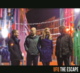 The Urban Folk Quartet: The Escape (SAE SAECD12)