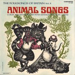 Animal Songs (Caedmon TC1225)