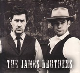 The James Brothers: The James Brothers (Drover DROVCD001)