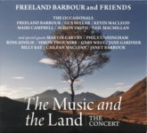 Freeland Barbour and Friends: The Music and the Land (Greentrax CDTRAX392)