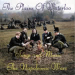 The New Scorpion Band: The Plains of Waterloo (Goldheart GHP4)