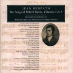 Jean Redpath: The Songs of Robert Burns, Volumes 1 & 2 (Greentrax CDTRAX114)