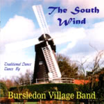 Bursledon Village Band: The South Wind (WildGoose WGS283CD)
