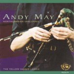 Andy May: The Yellow Haired Laddie (Fellside FECD174)