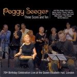 Peggy Seeger: Three Score and Ten (Appleseed APR CD 1100)