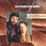 Dave Webber & Anni Fentiman: Together Solo (Dragon DRGN CD931)