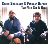 Chris Sherburn & Findlay Napier: Two Men on a Boat (Cheery Groove CHEERY001)