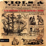 The New Scorpion Band: Viols and Voyages (KPM KPM 435)