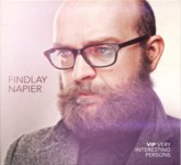 Findlay Napier: VIP Very Interesting Persons (Cheery Groove CHEERY002)
