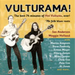 Hot Vultures: Vulturama! (Weekend Beatnink WEBE 9031)
