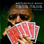 Battlefield Band: Zama Zama (Temple COMD2102)