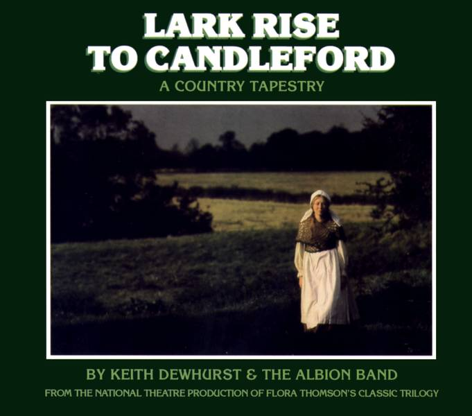 Eith Dewhurst The Albion Band Lark Rise To Candleford Talking Elephant TECD123