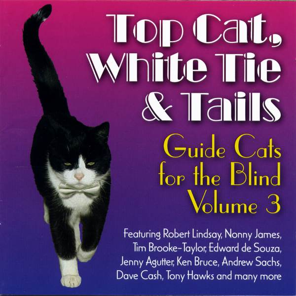 Guide cats for the blind: songs & poems of les barker.
