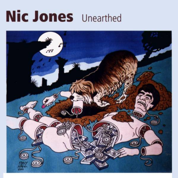 Image result for nic jones unearthed