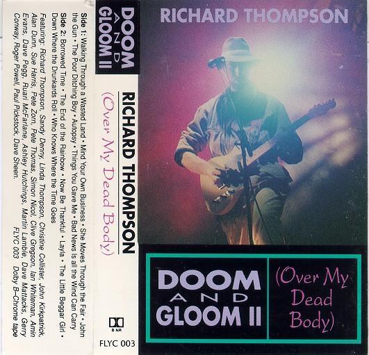 Richard Thompson: Doom and Gloom
