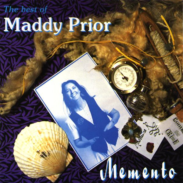 Maddy Prior  Memento - The Best of Maddy Prior (Park PRK CD28) 87850b351d