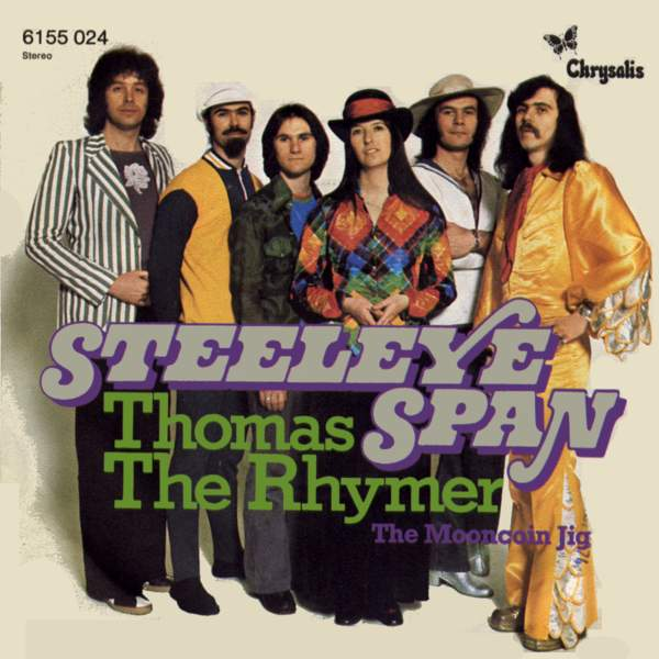 Steeleye Span - The Holly And The Ivy / Gaudete